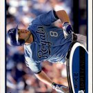 2012 Topps #642 Mike Moustakas