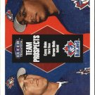2000 Fleer Tradition #403 Blake/Wells