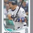 2013 Topps #459 Jesus Montero