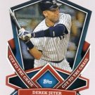 2013 Topps Cut to the Chase #CTC-3 Derek Jeter