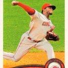 2011 Topps #142 Johnny Cueto