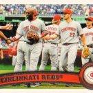 2011 Topps #192 Cincinnati Reds TC