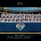 2007 Topps 604 San Diego Padres