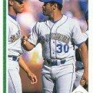 1991 Upper Deck 572 Ken Griffey Sr./Ken Griffey Jr.