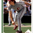 1991 Upper Deck 619 Darrel Akerfelds