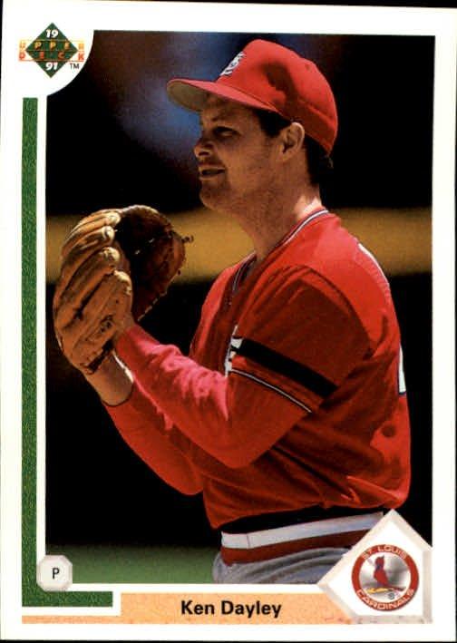 1991 Upper Deck 628 Ken Dayley