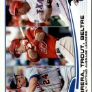 2013 Topps #294 Mike Trout/Adrian Beltre/Miguel Cabrera