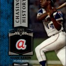2013 Topps Chasing History #CH35 Hank Aaron