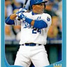 2013 Topps Update Wal Mart Blue Border #US170 Miguel Tejada