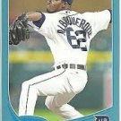 2013 Topps Update Wal Mart Blue Border #US232 Al Alburquerque