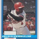 1989 ProCards Rochester Red Wings #1643 Harold Perkins
