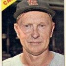 1966 Topps #76 Red Schoendienst MG