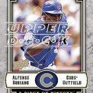 2009 UD A Piece of History #15 Alfonso Soriano