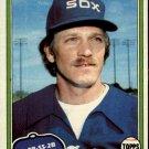 1981 Topps #608 Greg Pryor