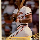 1984 Donruss #270 Benny Ayala
