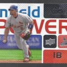 2008 Upper Deck Infield Power #AP Albert Pujols