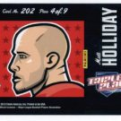 2012 Triple Play #202 Matt Holliday Puzzle