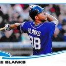 2013 Topps Update #US74 Kyle Blanks