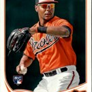 2013 Topps #148 L.J. Hoes