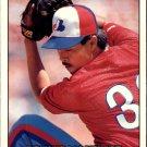 1992 Donruss 686 Dennis Martinez