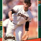1991 Donruss 581 Don Robinson