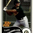 2003 Bazooka Minis #228 Gary Schneidmiller