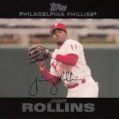 2007 Topps 265 Jimmy Rollins