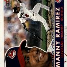 2001 Fleer Tradition #341 Manny Ramirez
