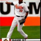 2008 Upper Deck Documentary 1537 Adam Jones
