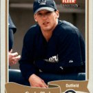 2004 Fleer Tradition #144 Brady Clark