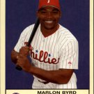 2005 Fleer Tradition #134 Marlon Byrd
