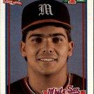 1991 Topps 278 Alex Fernandez UER