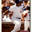 1992 Upper Deck 617 Chico Walker