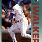 1992 Fleer 395 Chico Walker