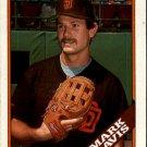1988 Topps 482 Mark Davis