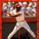 1990 Donruss 233 Eric Davis