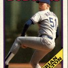 1988 Topps 338 Brian Holton UER