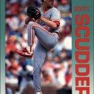 1992 Fleer 422 Scott Scudder