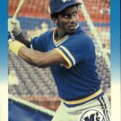 1987 Fleer #582 Mickey Brantley