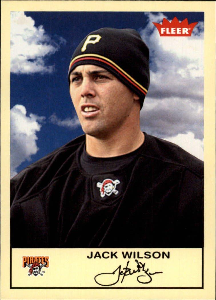 2005 Fleer Tradition #51 Jack Wilson