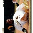 1992 Upper Deck 238 Willie Wilson