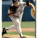 1992 Upper Deck 573 Wilson Alvarez