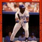 1990 Donruss 440 Willie Wilson