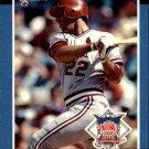 1988 Donruss All-Stars #33 Jack Clark