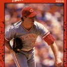 1990 Donruss 308 Tom Browning