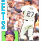 1984 Topps 763 Craig Swan