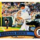 2011 Topps #175 Brennan Boesch