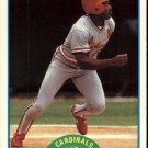 1989 Score #155 Vince Coleman