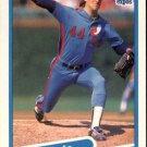 1990 Fleer 342 Tim Burke