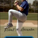 2004 Bowman #167 Bobby Brownlie FY RC